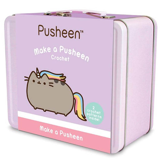Pusheen Crochet Cat Craft Kit