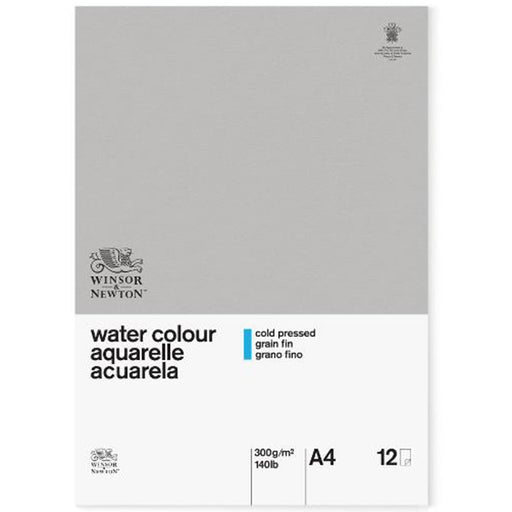 Winsor and Newton Glued Watercolour Pad