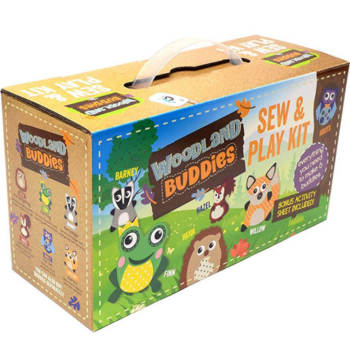 Woodland Buddies Craft Kits