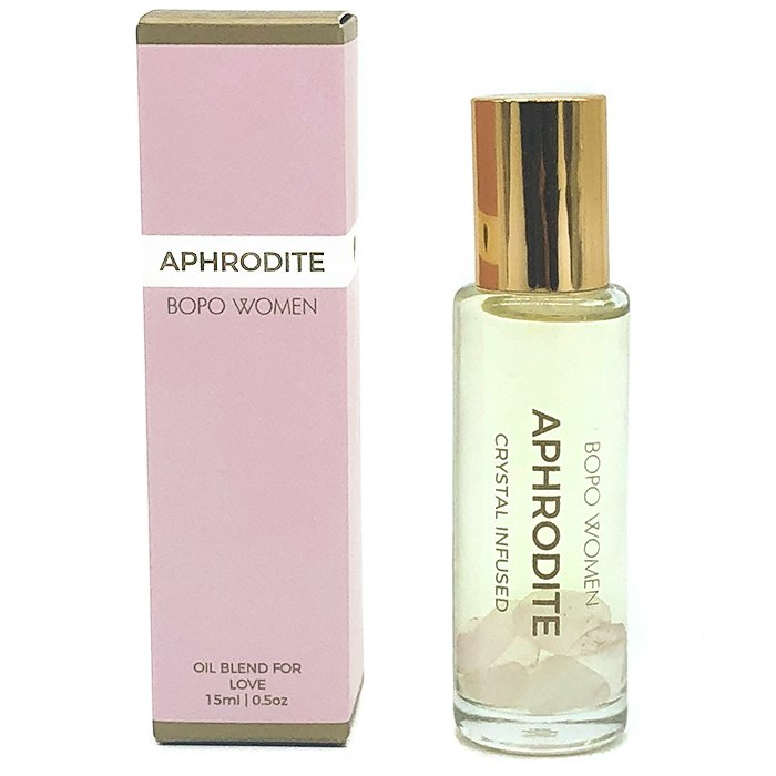 Crystal Perfume Roller in 'Aphrodite' - Bopo Women