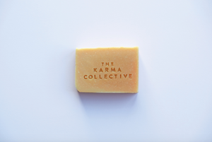 Artisan Soap in 'Lemongrass' - The Karma Collective