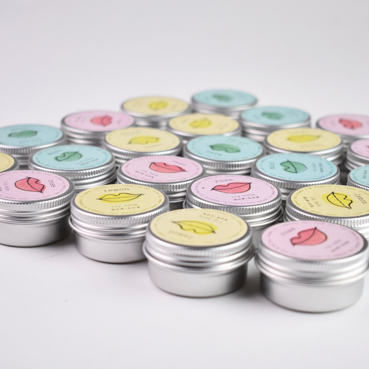 Nourishing Lip Balm in 'Mint' - BON LUX
