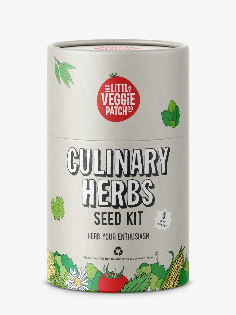 Seed Kit 'Culinary Herbs' - The Little Veggie Patch Co