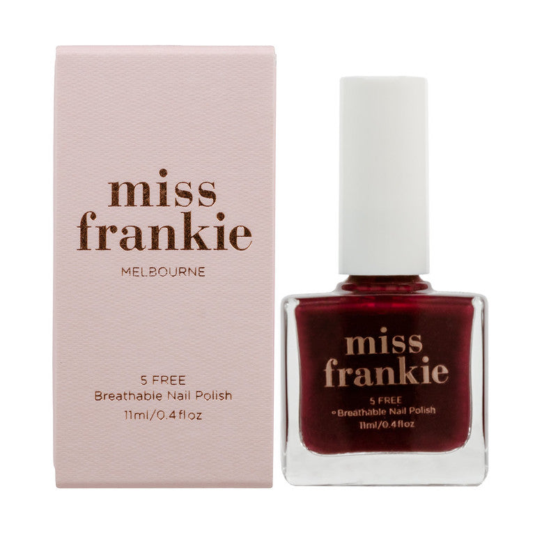 'Current Mood' Five-Free Nail Polish - Miss Frankie