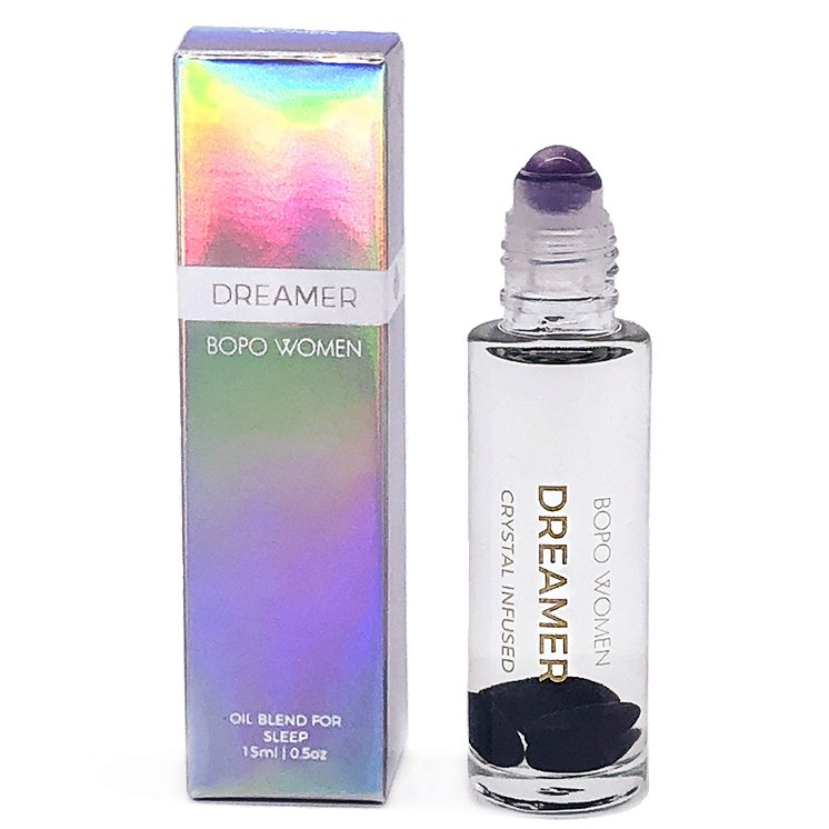 Crystal Perfume Roller in 'Dreamer' - Bopo Women