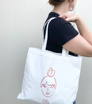 billie's Tote Bag