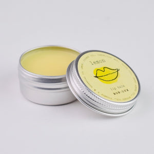 Nourishing Lip Balm in 'Lemon' - BON LUX