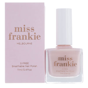 'I Prefer Champagne' Five-Free Nail Polish - Miss Frankie