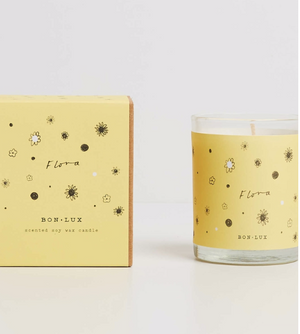BON LUX - FLORA Boxed Votive Candle