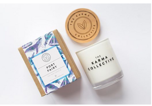 THE KARMA COLLECTIVE - Port Fairy Scented Soy Candle