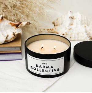 THE KARMA COLLECTIVE - Phillip Island Scented Soy Candle Tin