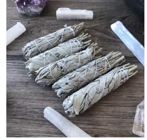 DREAM CATCHER  CANDLES - SMUDGE STICK