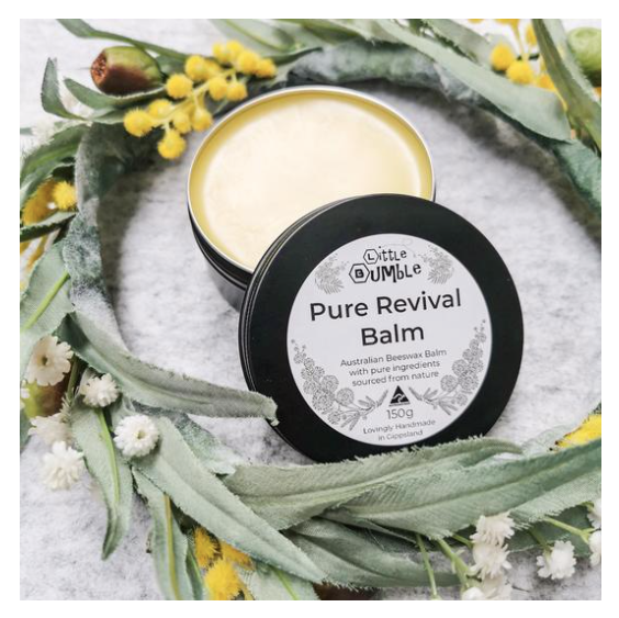 LITTLE BUMBLE  - Pure Revival Balm