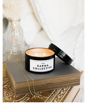 THE KARMA COLLECTIVE - Port Fairy Scented Soy Candle Tin