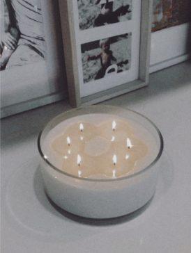 DREAM CATCHER CANDLES - COFFEE TABLE CANDLE