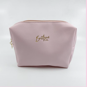 BRIITT and Co - Pink Brittany Pouch