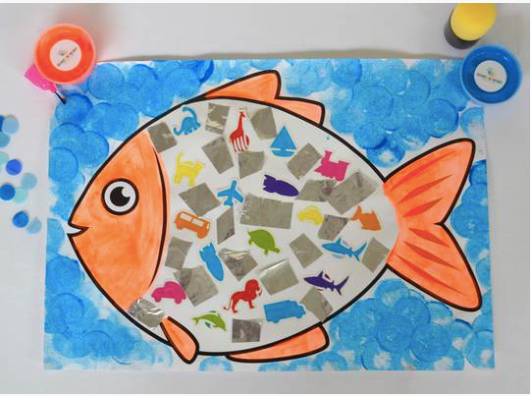 Hand in Hand Activity Kits - Under The Sea