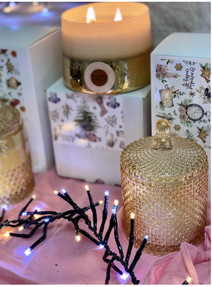 DREAM CATCHER CANDLES -THE CHRISTMAS COLLECTION