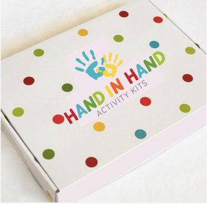 Hand in Hand Activity Kits - Rainbow Theme