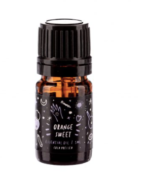 THE WITCH APPRENTICE - ORANGE SWEET SINGLE OIL-  5ml