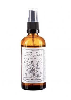 THE WITCH APPRENTICE - NEW  MOON ALTAR SPRAY