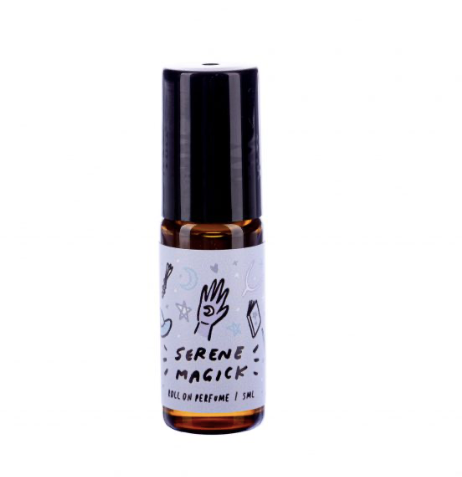 THE WITCH APPRENTICE - SERENE MAGICK ROLL ON 5ML