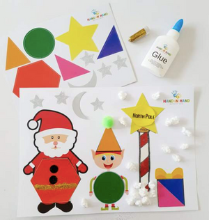 HAND IN HAND ACTIVITY KITS - Christmas Kit