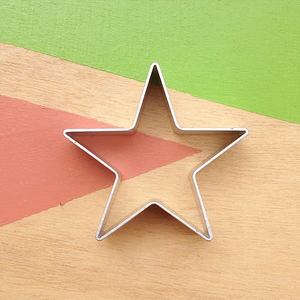 Playdough Cookie Cutter 'Star'