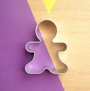 Playdough Cookie Cutter 'Person'