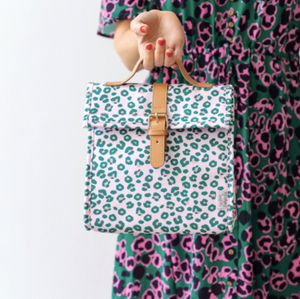 Lunch Bag 'Wild One' - Blushing Confetti
