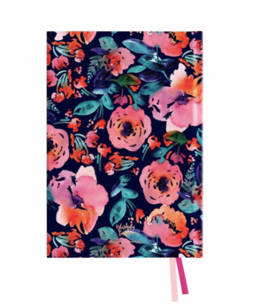 Notebook 'Floral Summer' - Blushing Confetti