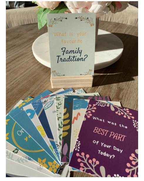 Affirmation Cards for Kids - Conversation Cards