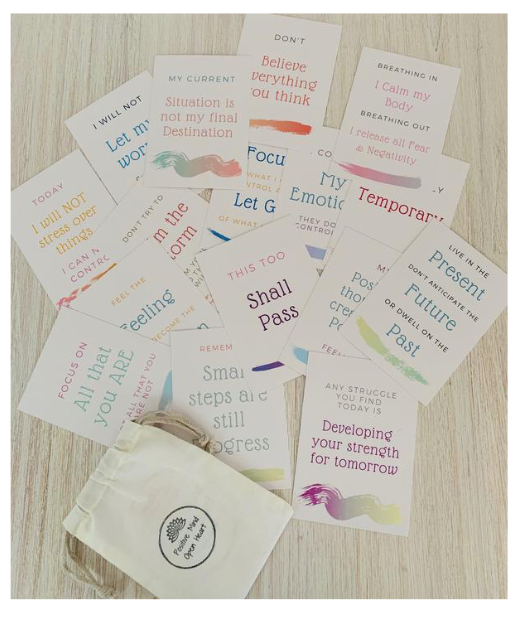 Affirmation Cards - Calm Mind