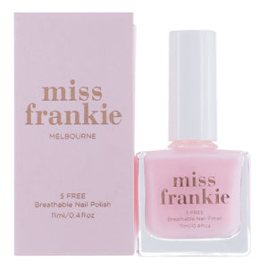 'Yes Way Rosé' Five-Free Nail Polish - Miss Frankie
