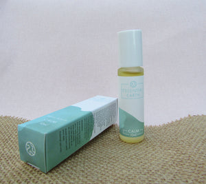 'Calm' Essential Oil Roller - Essential Earth