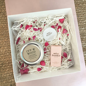 Mother's Day Gift Box (in 'Peony' or 'Pamper')