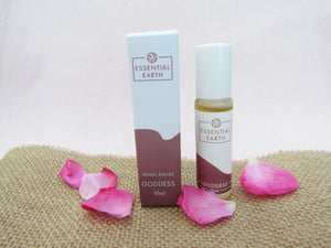 'Goddess' Essential Oil Roller - Essential Earth