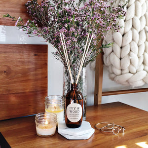 Pure Essential Oil Reed Diffuser - 'Spring' Blend