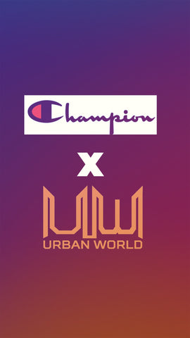 Urbanworld x Champion