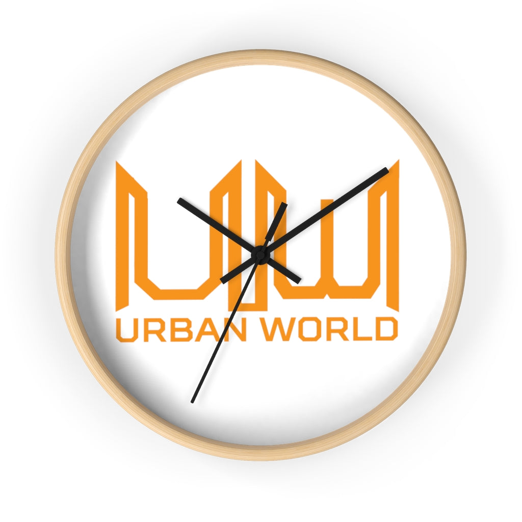 UW Wall clock *Limited to 10* - UrbanWorld.eu