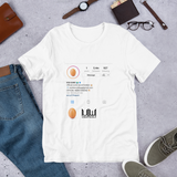 """World Record Egg "" Urbanworld Tee - UrbanWorld.eu"