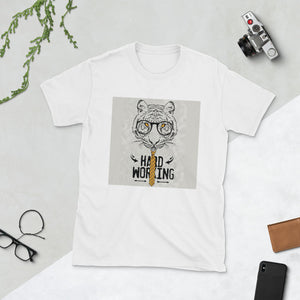 Hard Working T-Shirt - UrbanWorld.eu