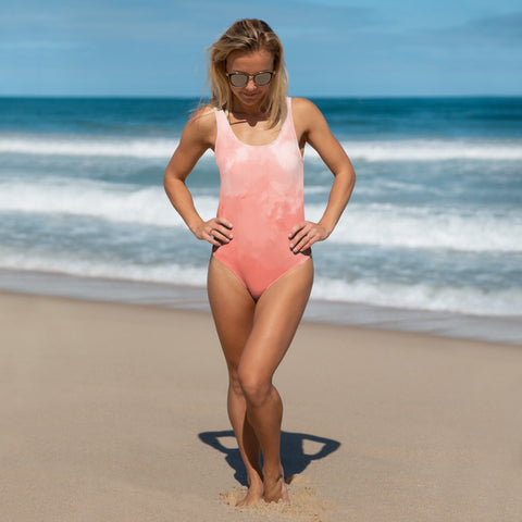 Pinky One-Piece Urbanworld Swimsuit - UrbanWorld.eu