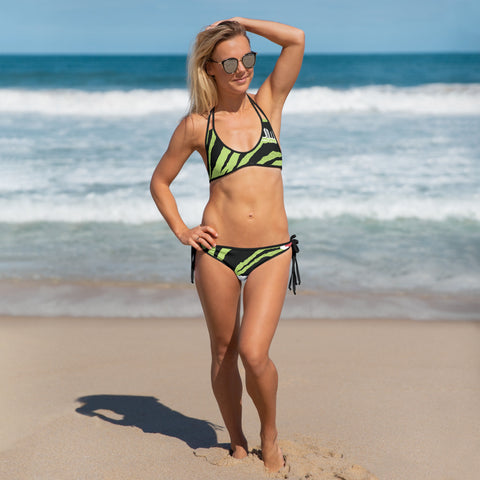 Green Tiger Urbanworld Bikini - UrbanWorld.eu