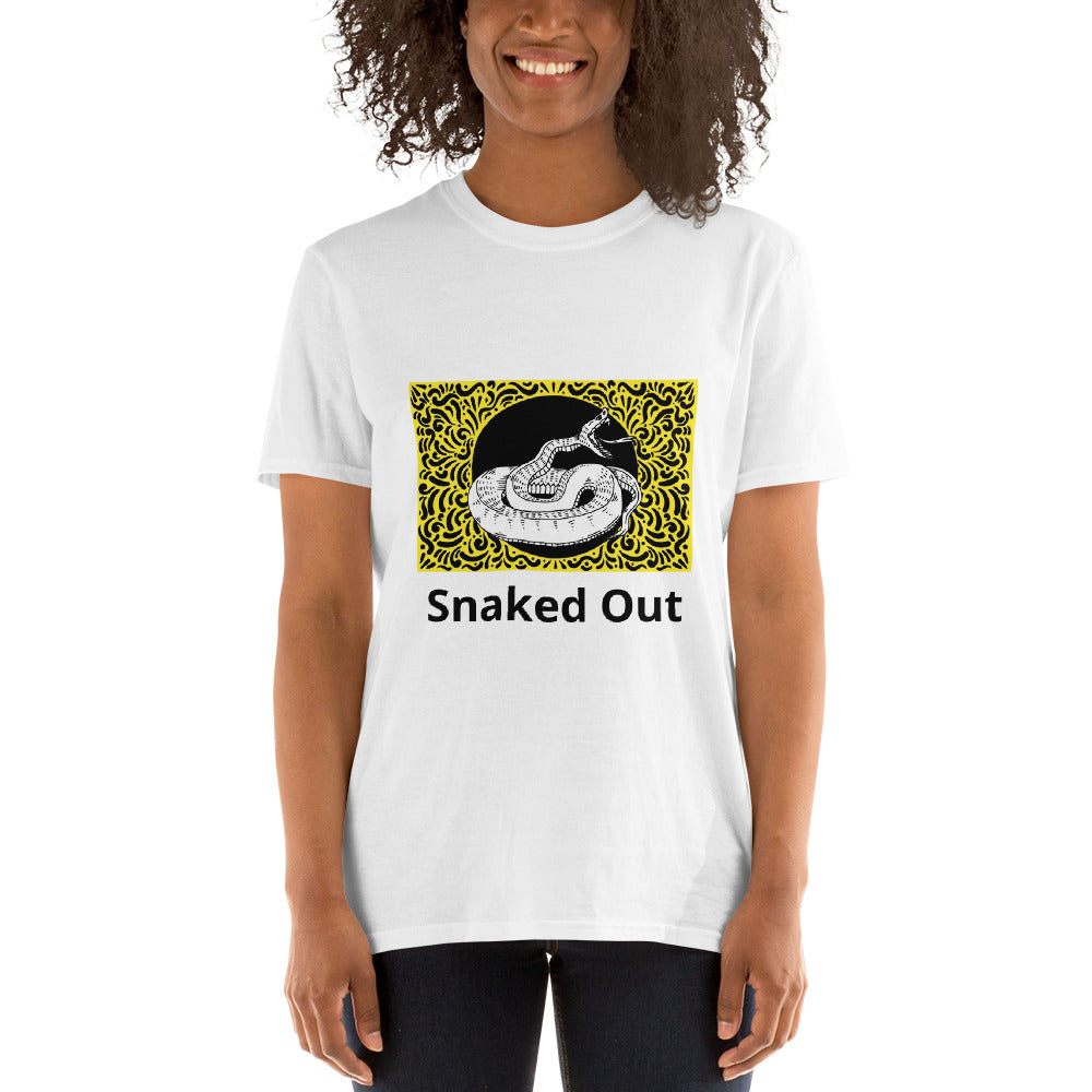Snaked Out T-Shirt - UrbanWorld.eu