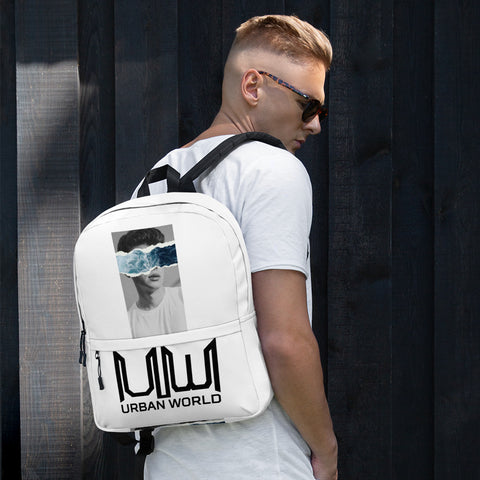 """Waved"" Backpack - UrbanWorld.eu"