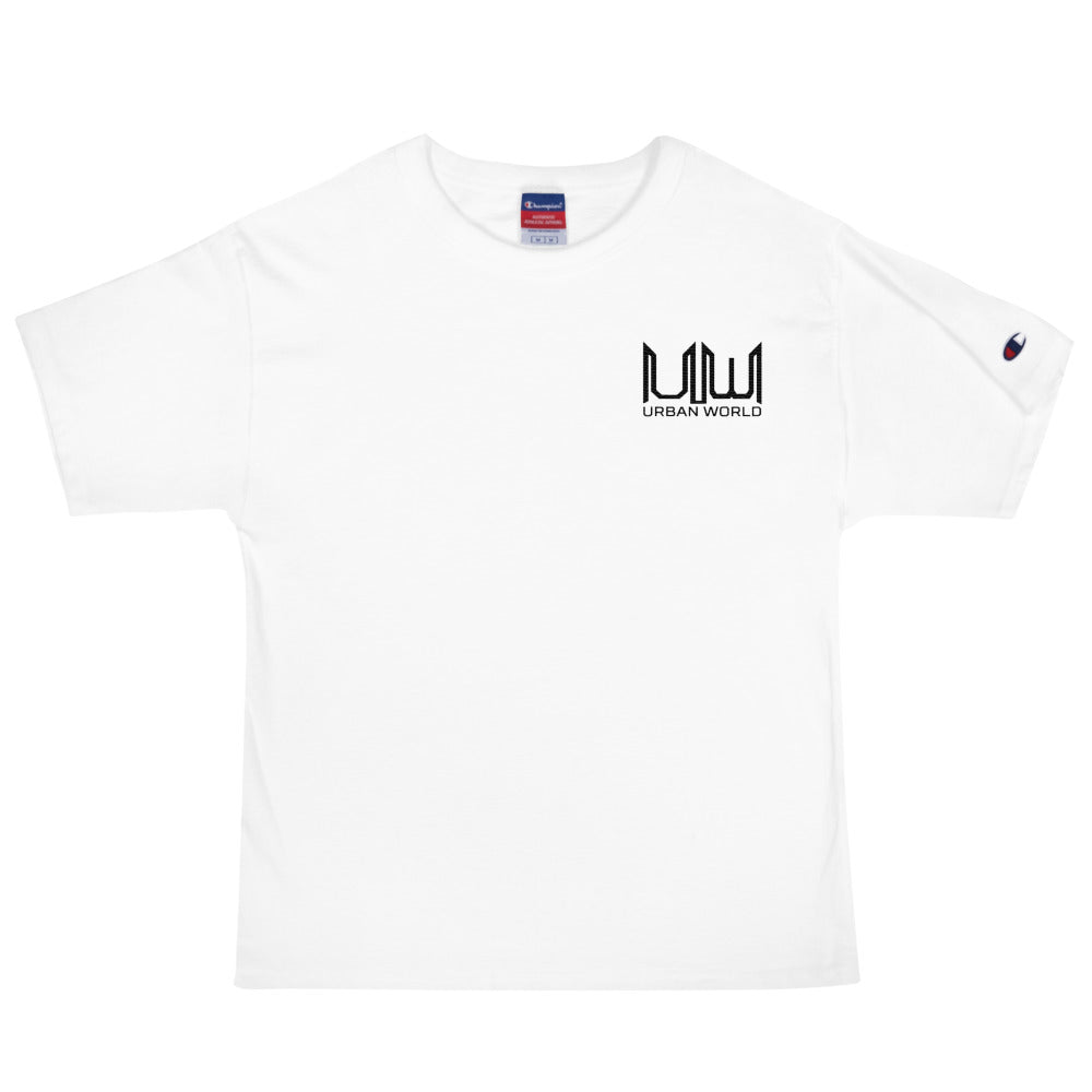 Urbanworld x Champion T-Shirt - UrbanWorld.eu