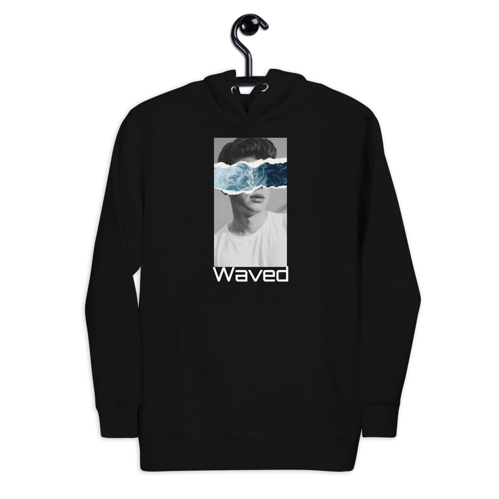 "[LIMITED] ""Waved 2"" Unisex Hoodie - UrbanWorld.eu"