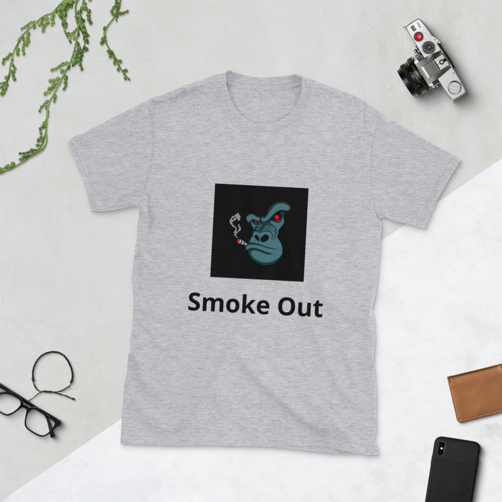 Smoke Out T-Shirt - UrbanWorld.eu