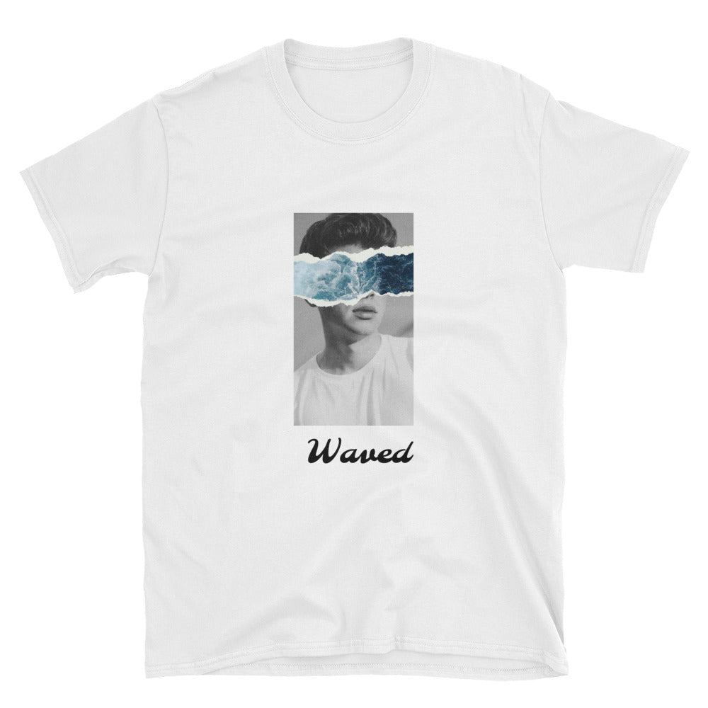 Waved T-Shirt - UrbanWorld.eu